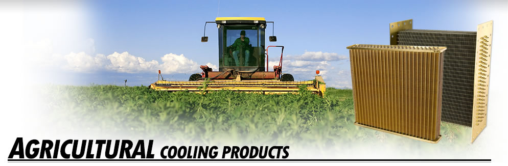 Agricultural Cooling products