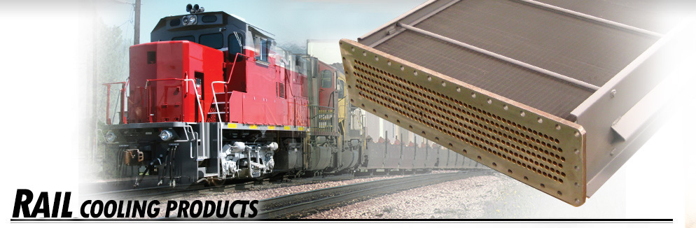 Rail Cooling dolutions
